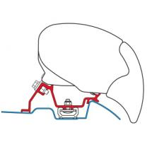 FIAMMA KIT ADAPTATEUR SPRINTER ROOF RAIL
