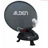 ALDEN ANTENNE VANSAT + DEMODULATEUR