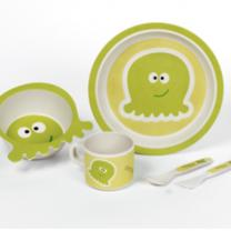 TRIGANO SET BAMBOU ENFANT 5 PIECES GHOSTY