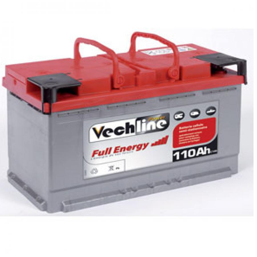VECHLINE BATTERIE 110AH FULL ENERGY
